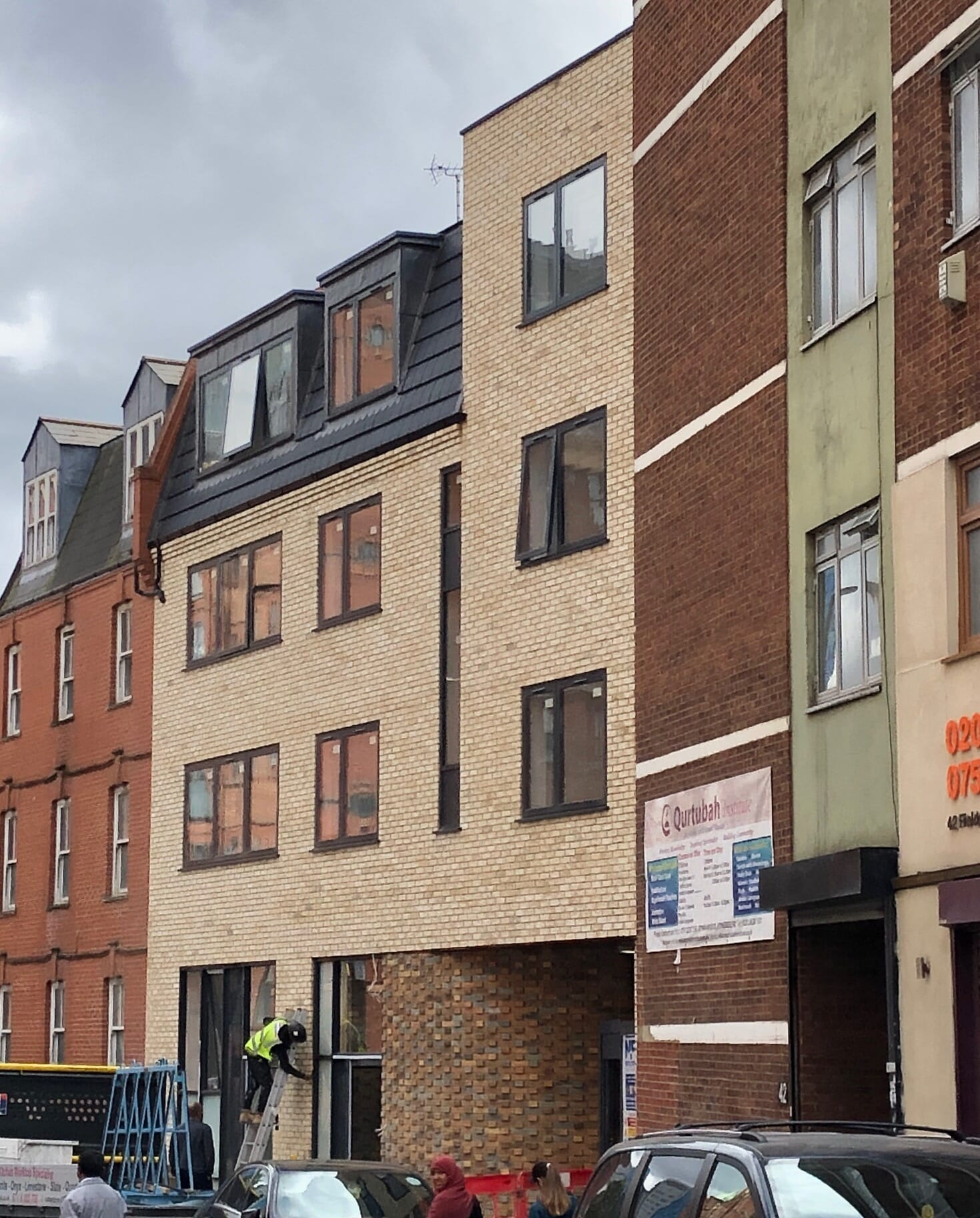 7 No Luxury Apartments Completed Project -May 2019 Contract Value £1.5m