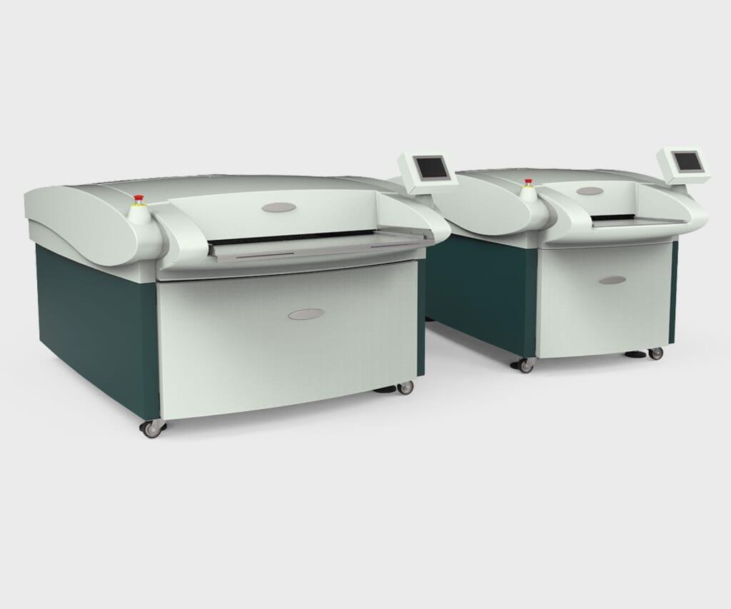 AQF - Plate Processors - Dantex: digital press, letterpress